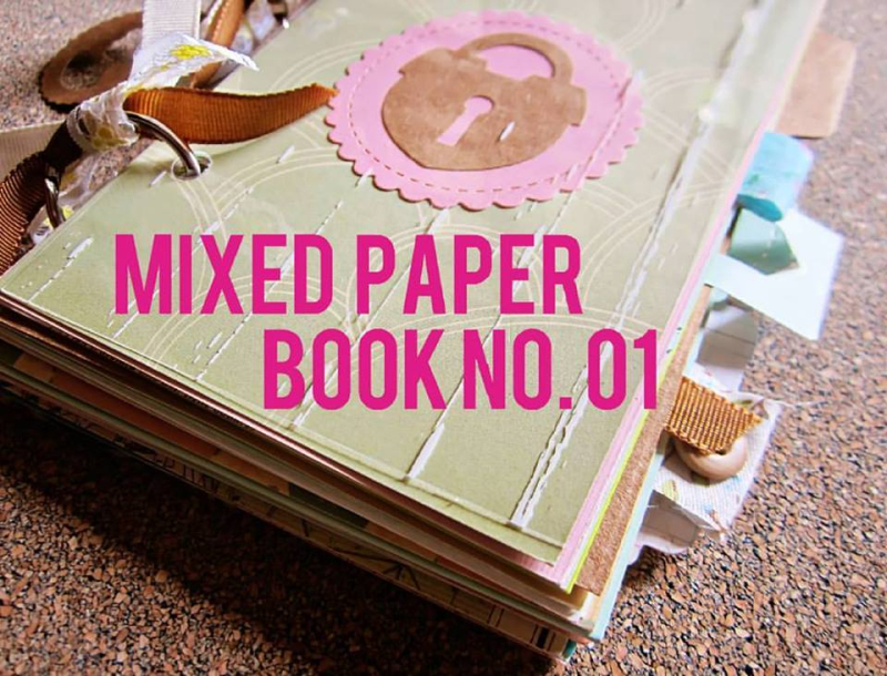 Mixed paper books
